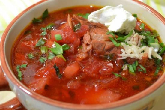 Заготовки из овощей и мяса для супов, каши в мультиварке и суповарке