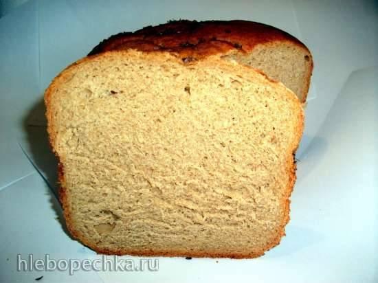 Ржано-пшеничный (ржаной) хлеб на пиве