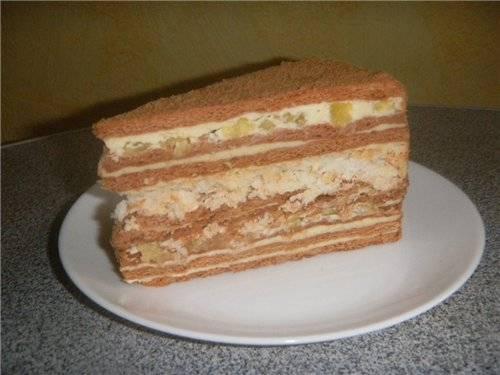 Торт Экзотический