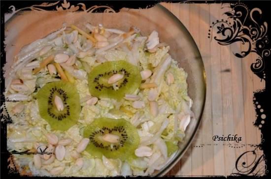 Салат из пекинской капусты Вкусный