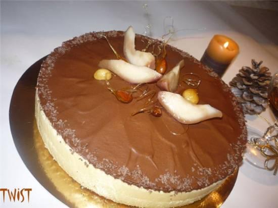 Торт Глинтвейн