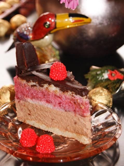 Торт Малинник
