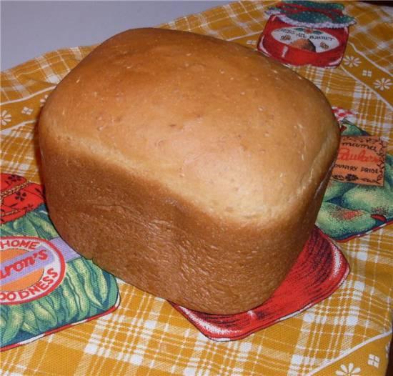 Хлеб «Небесная манна» в хлебопечке