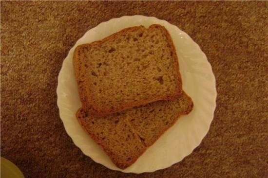 """Panasonic 2501.  Ржано-пшеничный хлеб """"Столичный"""""""