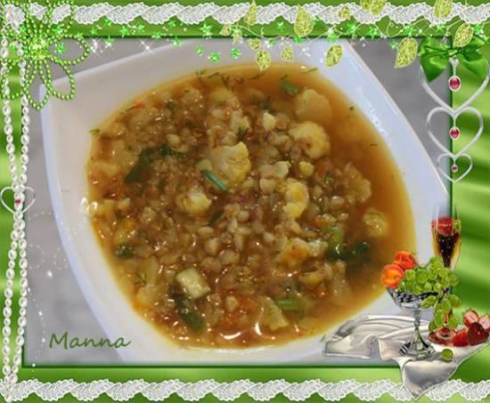 Овощной супчик с гречкой (коптильня Brand 6060) Овощной супчик с гречкой (коптильня Brand 6060)
