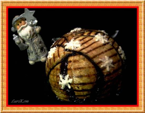 Заливное из индейки «Новогодний сюрприз»