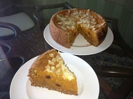 Тыквенный пирог в мультиварке-скороварке Оурссон 5005