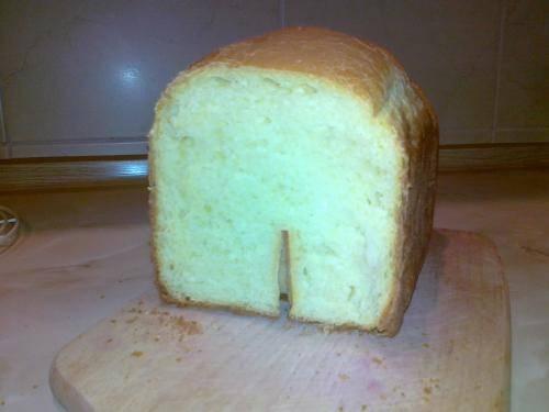 Liberton LBM 05-2. Яичный белый хлеб