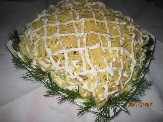 салат австрийский