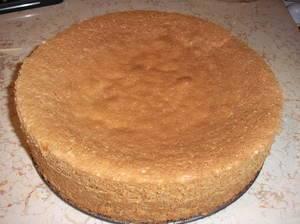 Бисквит для торта в Bork U700