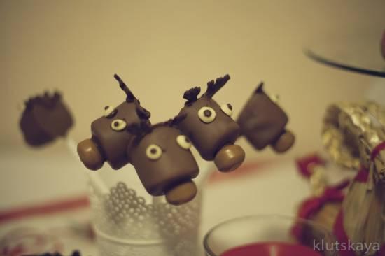 Конфеты Рождественские олени