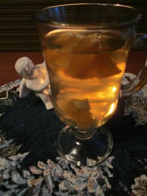 """Глинтвейн из белого вина """"Цитрус"""""""
