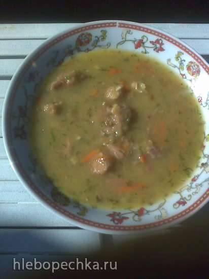 Баварский суп-пюре (а по-русски - Жидкие драники)