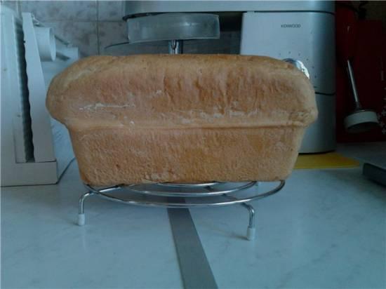 Шведский тминный хлеб