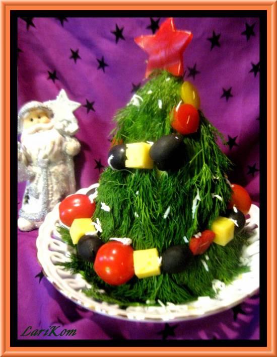 Вкусные салаты 2012 с фото