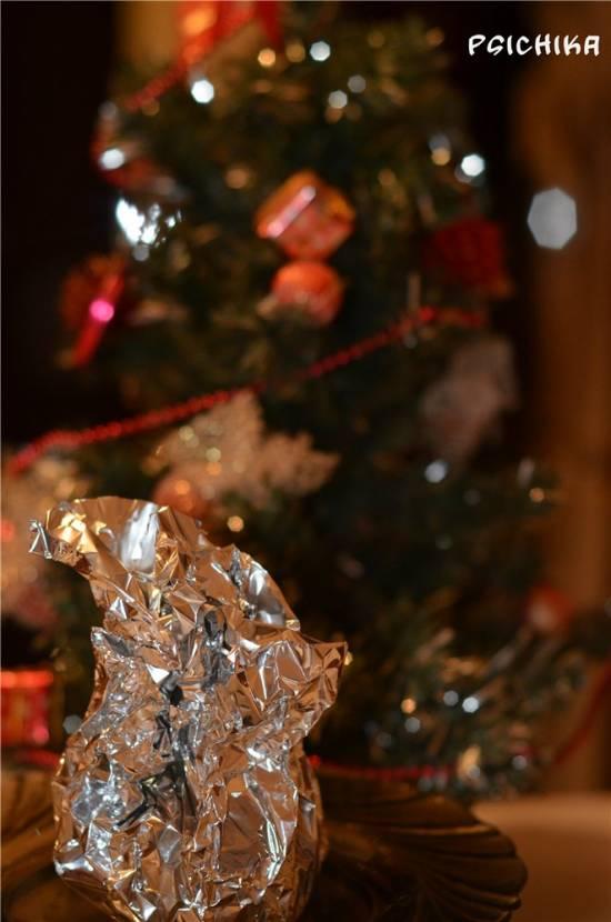 "Закуска ""Подарочки"" из фарша  (мультиварка Brand 37501)"