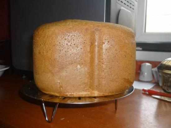Bork X500. Пшенично-ржаной хлеб на сухом квасе
