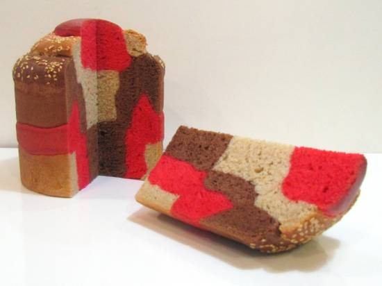 Хлеб Мозаика (духовка)