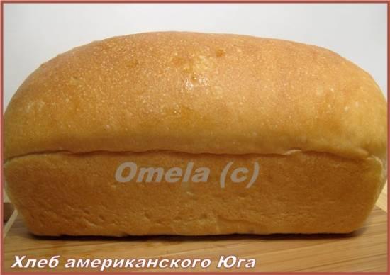 Хлеб американского Юга (в духовке)