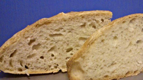 Хлеб на винной опаре (духовка)