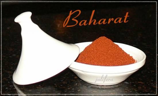 Бахарат (смесь специй) Бахарат (смесь специй)