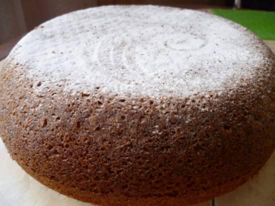 Медовый пирог в мультиварке Stadler Form