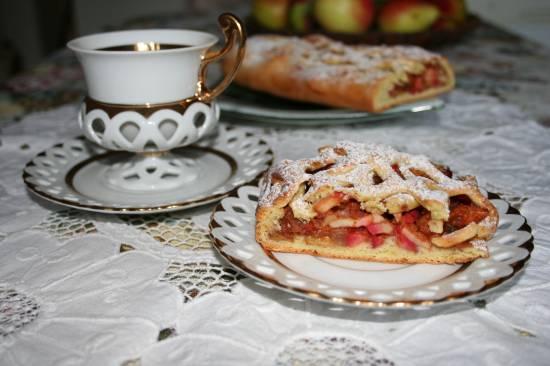"""Пирог """"Булин яблочник"""""""
