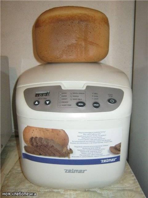 Zelmer 43Z011. Пшеничный хлеб
