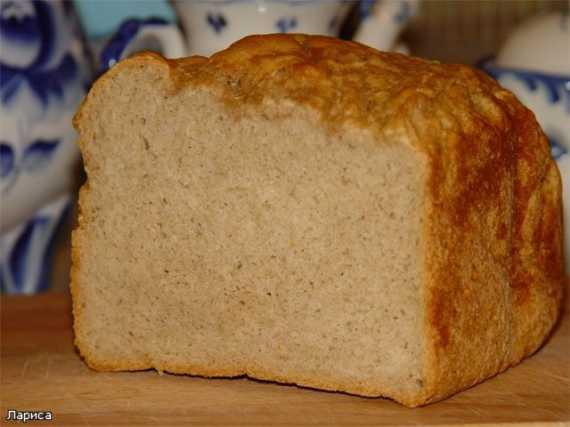 Moulinex 3000. Дарницкий хлеб