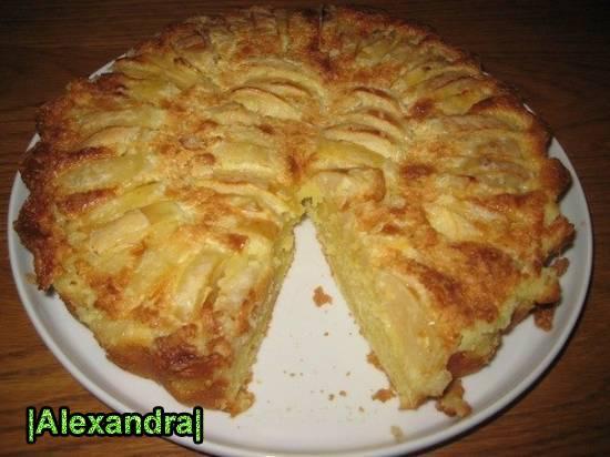 Нежный пирожок