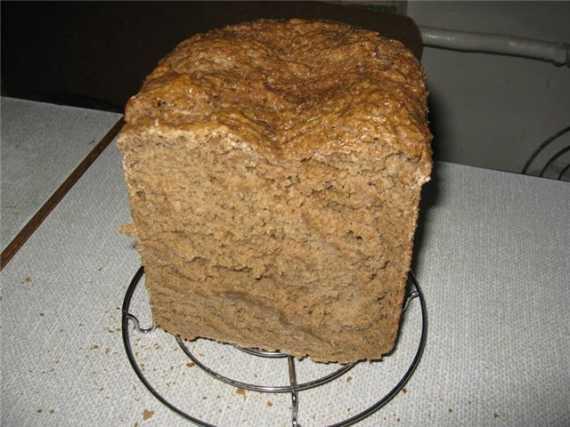 Украинский хлеб (хлебопечка)