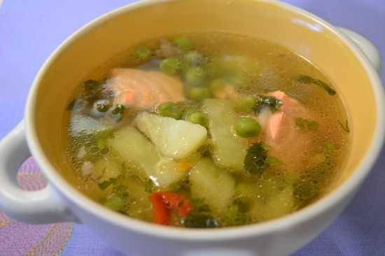 Ловись рыбка, большая и маленькая (рыбные супы и блюда из рыбы)