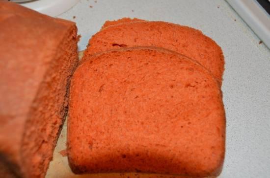 Пшенично-ржаной хлеб с паприкой и льняными семечками