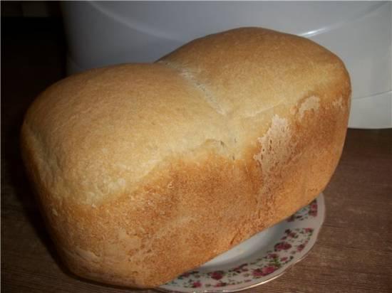 QUIGG и SHG (Германия). Простой хлеб