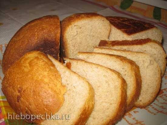 Хлеб гречневый в мультиварке Redmond RMC-M70