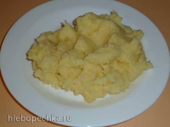 Картофельное пюре (скороварка Brand 6050)