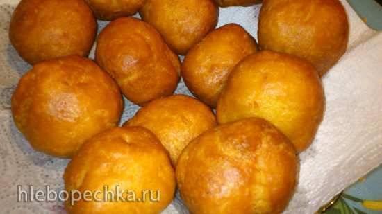 Пончики творожные ГОСТ для мультиварки скороварки Oursson 5005