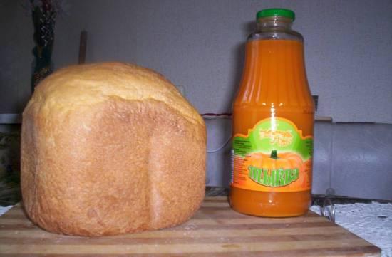 Пшеничный на тыквенном нектаре