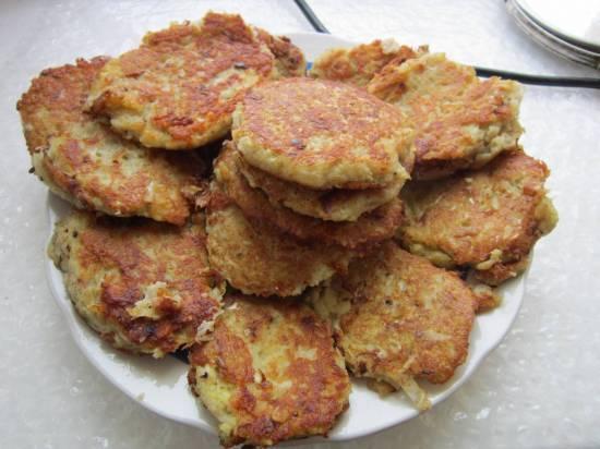 Оладьи (драники) картофельные «Пикантные»