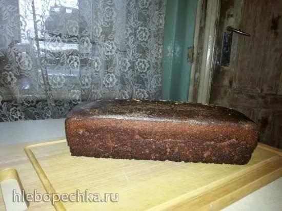 Ржаной заварной хлеб 1939 года