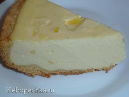 Kаеsekuchen aus Bayern - творожный пирог из Баварии