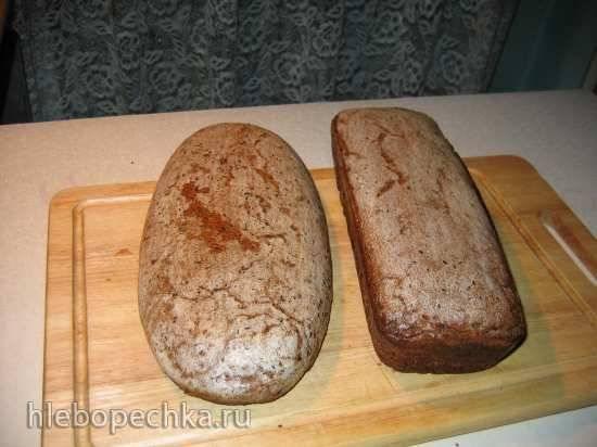 """Хлеб ржаной """"Масличный"""""""