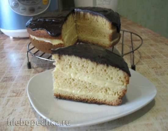 Торт Чародейка в скороварке Liberty mp-900