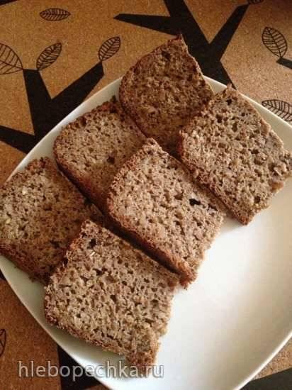 Хлеб зерновой в хлебопечке Хлеб зерновой в хлебопечке