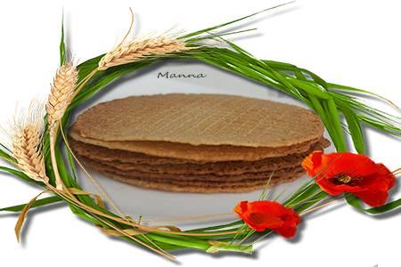 Ржаные вафли-хлебцы Ржаные вафли-хлебцы