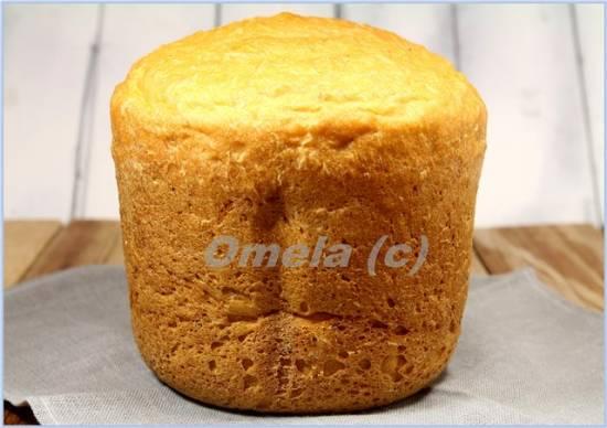 Морковный хлеб с фенхелем в хлебопечке