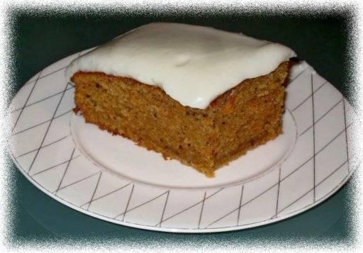 Морковный пирог Морковный пирог