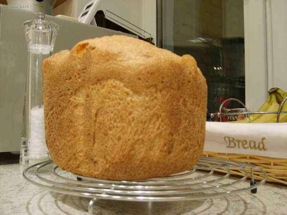 """Пшеничный 100% цельнозерновой хлеб (из книги King Arthur Flour """"Whole Grain)"""