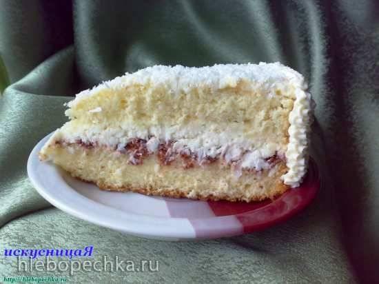 Вишневая прослойка для тортаВишневая прослойка для торта