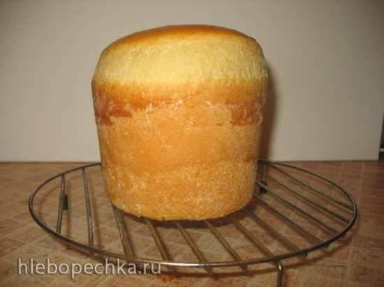 Формовой хлеб  Panettone gastronomico в хлебопечке